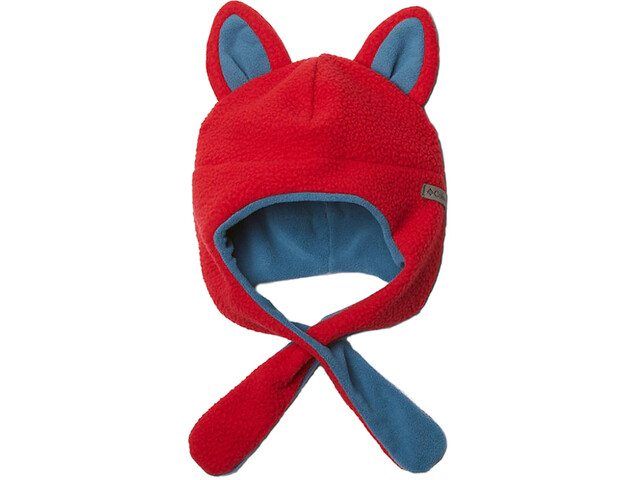 Columbia Tiny Animal Beanie II Dzieci, mountain red